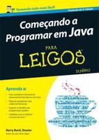 Começando A Programar Em Java Para Leigos - Tradução da 3ª Edição