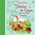 Fábulas de Esopo para os mais novinhos (Português)
