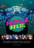 Festeja Brasil - DVD