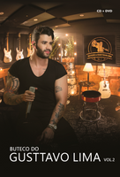 Gusttavo Lima - Buteco do Gusttavo Vol. 2 - DVD + CD - Digipack