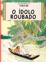 O ídolo roubado (Português)