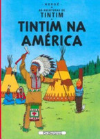 Tintim - Tintim na América (Português)