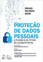 Proteção de Dados Pessoais - A Função e os Limites do Consentimento (Português)