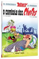 Asterix - O Combate dos Chefes - Volume 7 (Português)