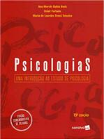 Psicologias. Uma Introdução ao Estudo de Psicologia (Português)