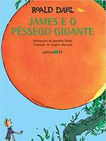 James e o pêssego gigante (Português)