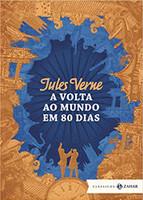 A volta ao mundo em 80 dias: Edição bolso de luxo (Português)