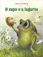 O Sapo e a Lagarta - Volume 1 (Português)