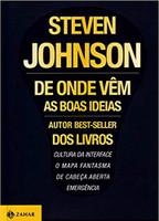 De onde vêm as boas ideias (Português)