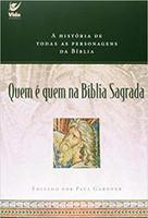 Quem É Quem na Bíblia Sagrada (Português)