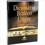 Dicionário Bíblico Unger (Português)