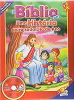 A Bíblia em uma História Para Cada Dia do Ano (Português)