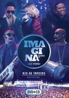 Imaginasamba - ao Vivo - Rio de Janeiro - DVD