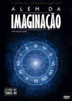 Além da Imaginação - A 1ª Temporada Completa – 8 Discos