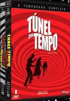 Túnel do Tempo - A Temporada Completa - 8 Discos