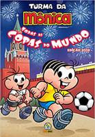 Todas as Copas do Mundo -Turma da Mônica