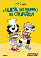 Almanaque Maluquinho – Julieta no mundo da culinária