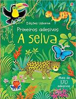 A selva : Primeiros adesivos