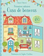 Casa de bonecas : Primeiros adesivos
