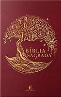 Bíblia leitura perfeita - Capa árvore da vida
