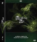 Breaking Bad - A Coleção Completa - Edição de Colecionador - 21 Discos