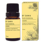 Oleo Essencial de Cedro 10 ml, By Samia, Multicor