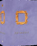 Caixa Friends - 1ª A 10ª Temporadas Completas - 40 Discos