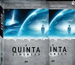 A Quinta Dimensão - 1ª Temporada - 5 Discos - Digibook