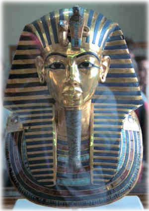 Egyptian Turquoise - King Tut