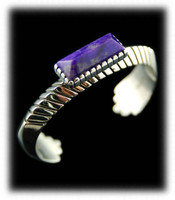 Contemporary Sugilite Bracelet for Women