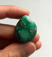 Broken Arrow Variscite Cab