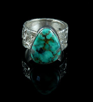 Rock Art Candelaria Variscite Ring