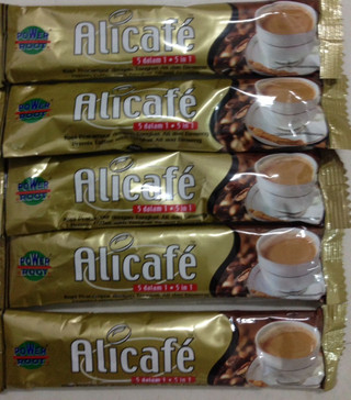Coffee Tongkat All Alicafe Ali Cafe Power Root 5 Sachets
