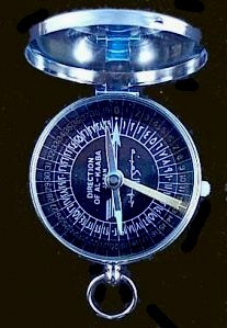 Silver Compass