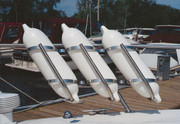 Taylor Made Boat Fender Holders (3-Unit pictured here)