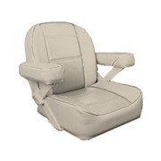 Bentley's First Mate Boat Helm Seat in Sand 300023