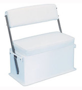 Todd Swingback Boat Cooler Seat with Stainless Steel Swing Arms 1758-18A