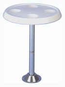 Todd Round Pontoon Table Package 99-1613WP