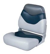 Wise Mid Back Folding Boat Seat 8WD999PLS