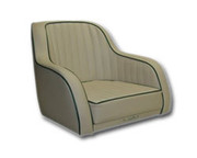 Bentley's | Low Back Bucket Seat | Removable Cushion