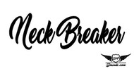 Neck Breaker Sticker Decal
