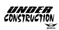 Under Construction Sticker Decal
