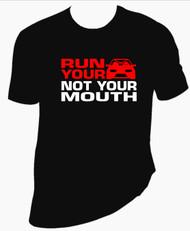 Run Your Car T Shirt