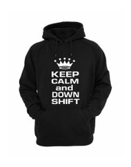 Down Shift Hoodie (Front)