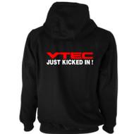 Vtec Kicked In Hoodie (Back)