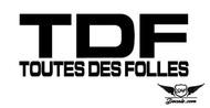TDF Sticker Decal