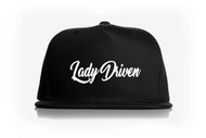 Lady Driven SNap Back Hat