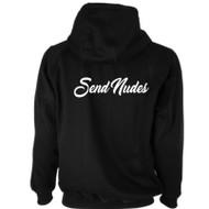 Send Nudes Hoodie (Back)