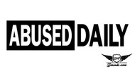 Abused Daily Sticker Decal