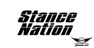 Stance Nation Sticker Decal